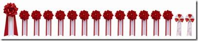 赤中胸章1小胸章13五方徽章2